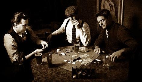 História Pokeru