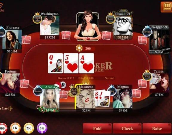 Poker zdarma